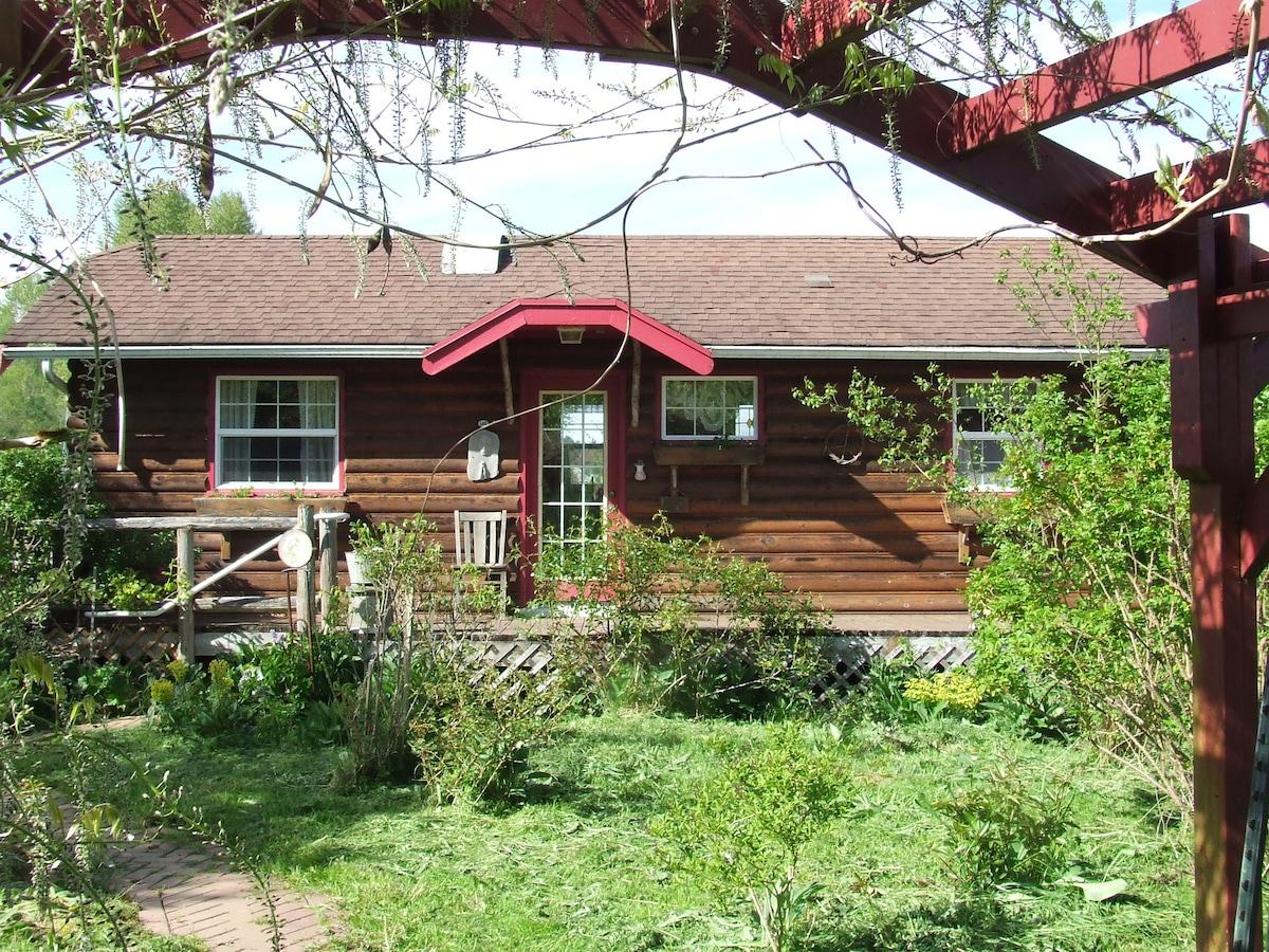 Comfrey Hill Cottage, Ferndale Wa.