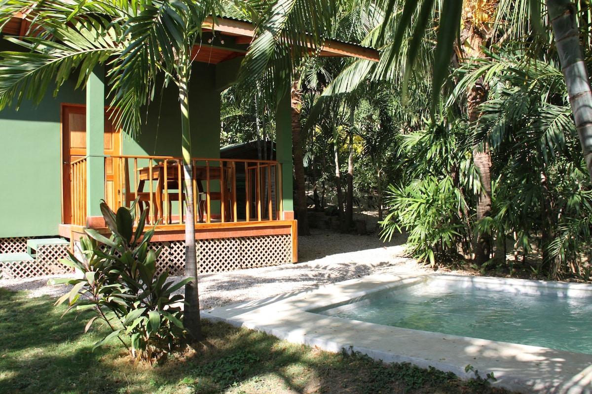 Nice bungalow in the nature, Sámara