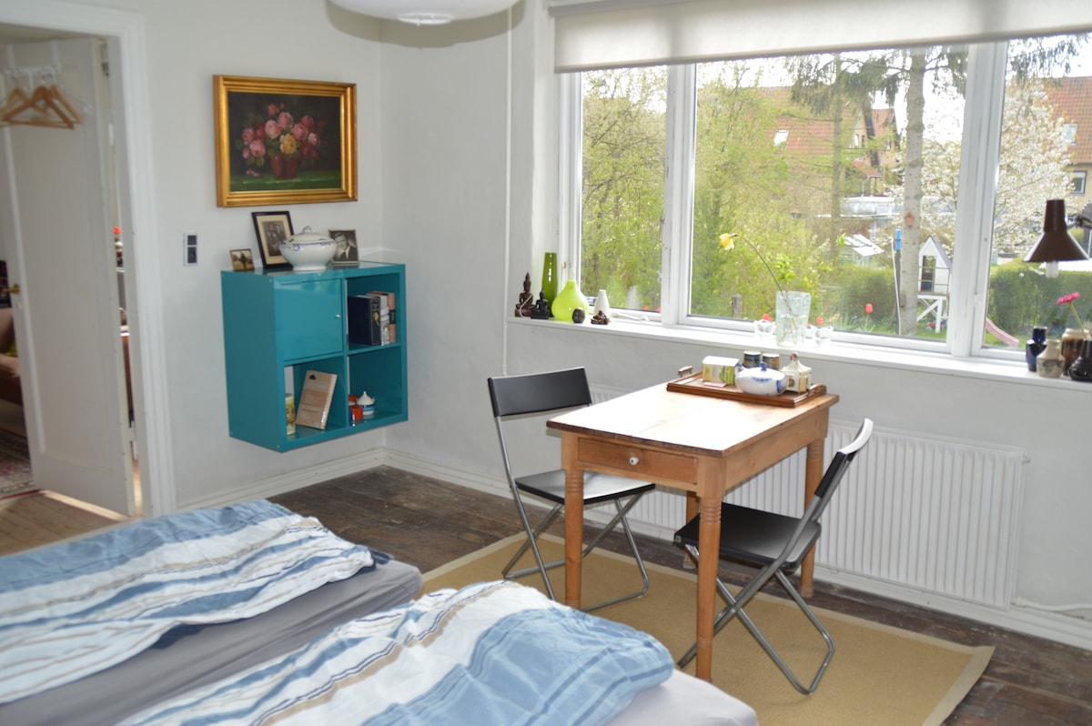 Cosy 2-room apartment in Odense:-)