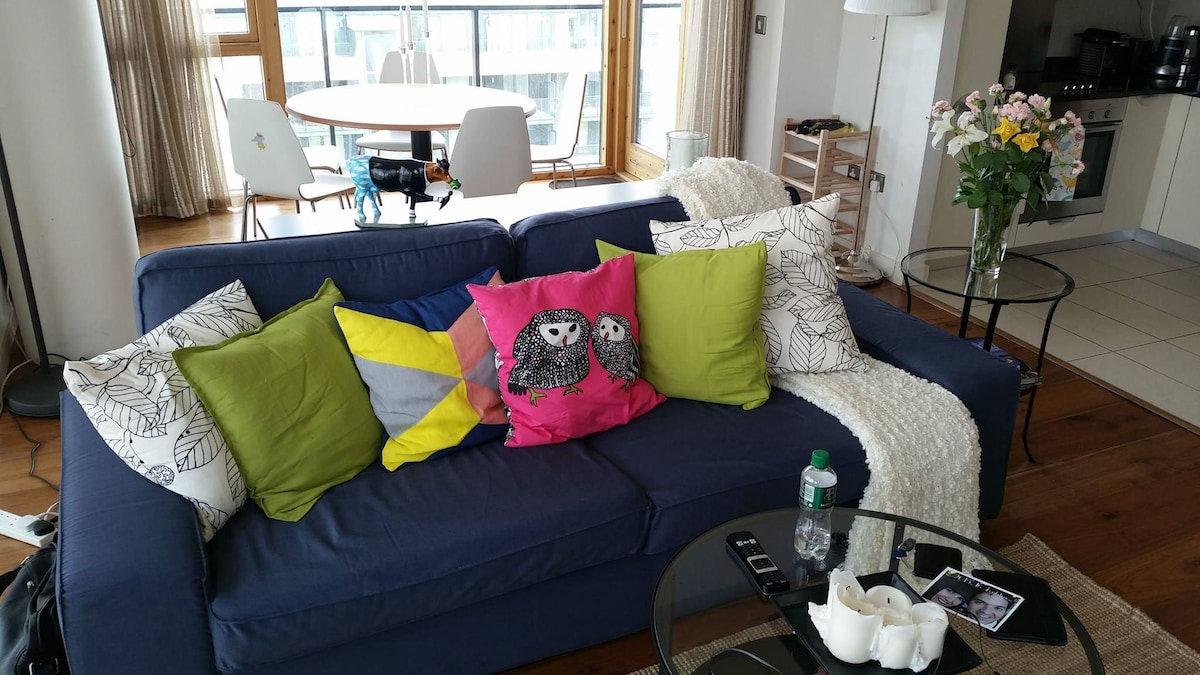 Luxury apartment to let