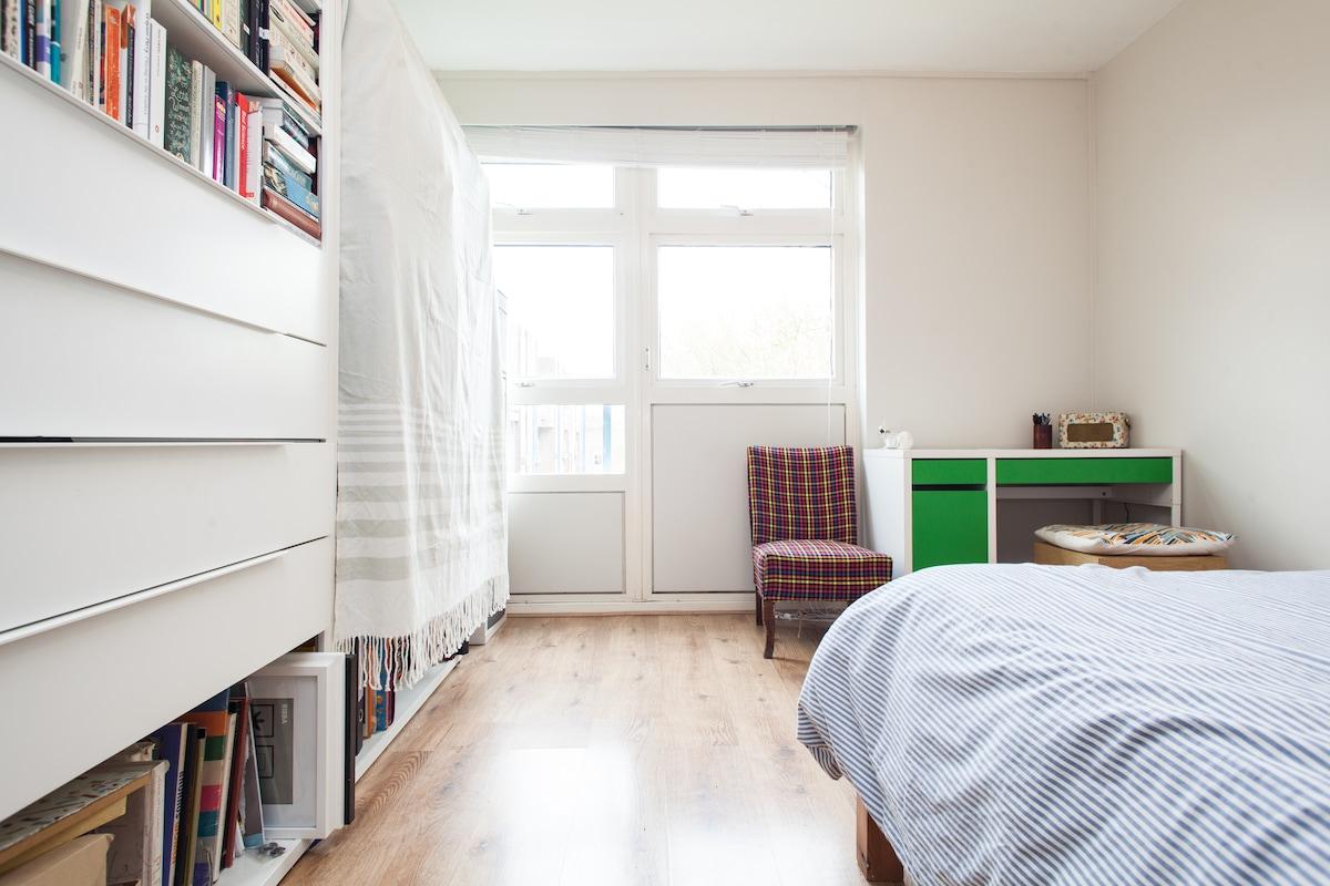 Entire studio flat in East London