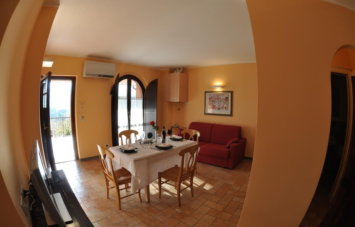 Rent a beautiful flat in Assisi