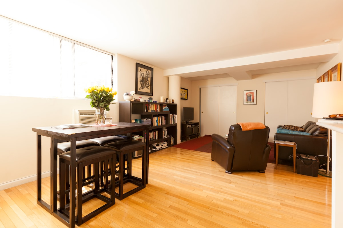 Perfectly located 1 bedroom in Noho