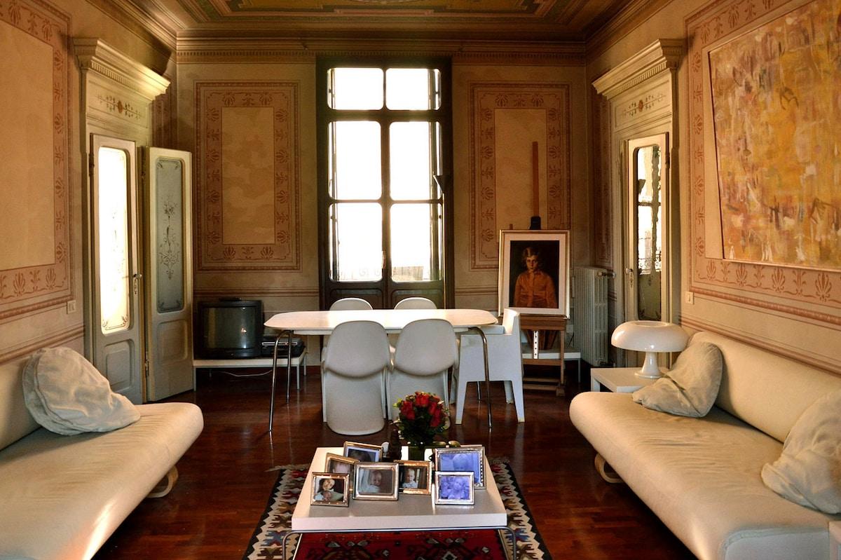 Elegantissimo appartamento del 1800