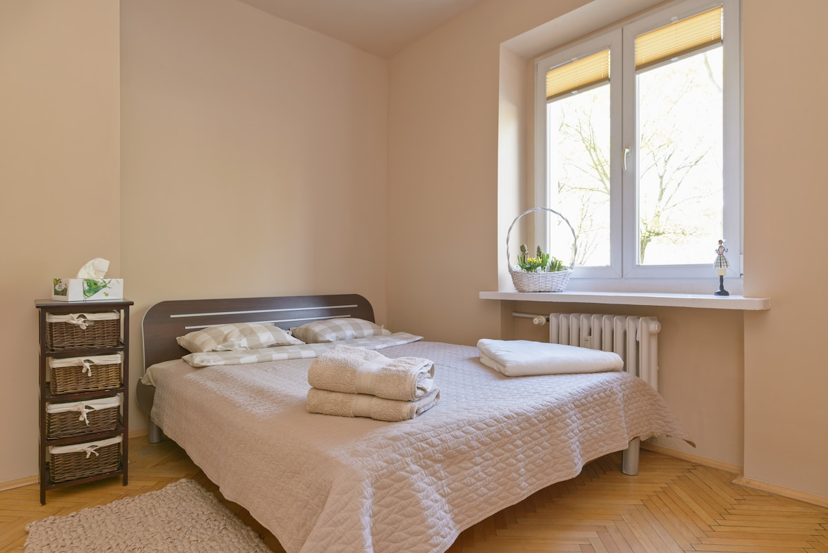 Clean and cosy apartment in Poznan