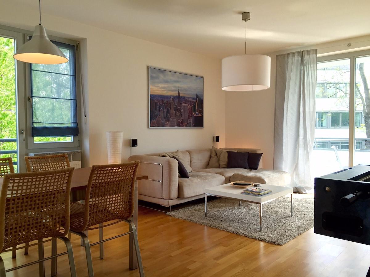 Moderne Wohnung zum Wohlfühlen