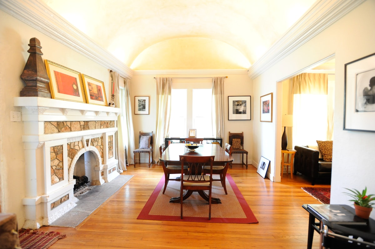 Rosedale's Casa Blanca: ACL/Form 1