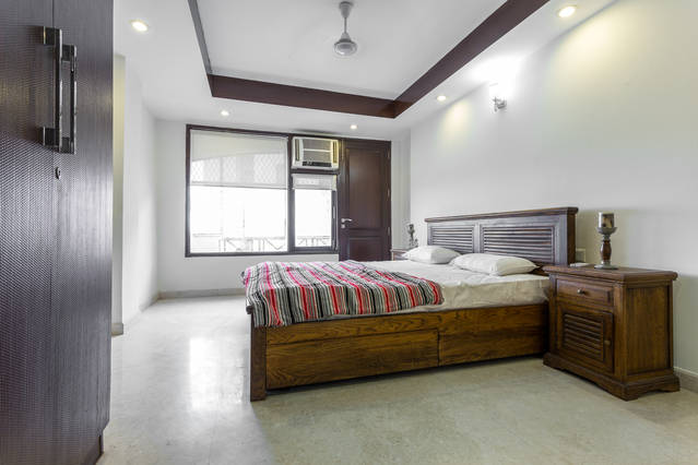 Qutub view apartment - Pine room
