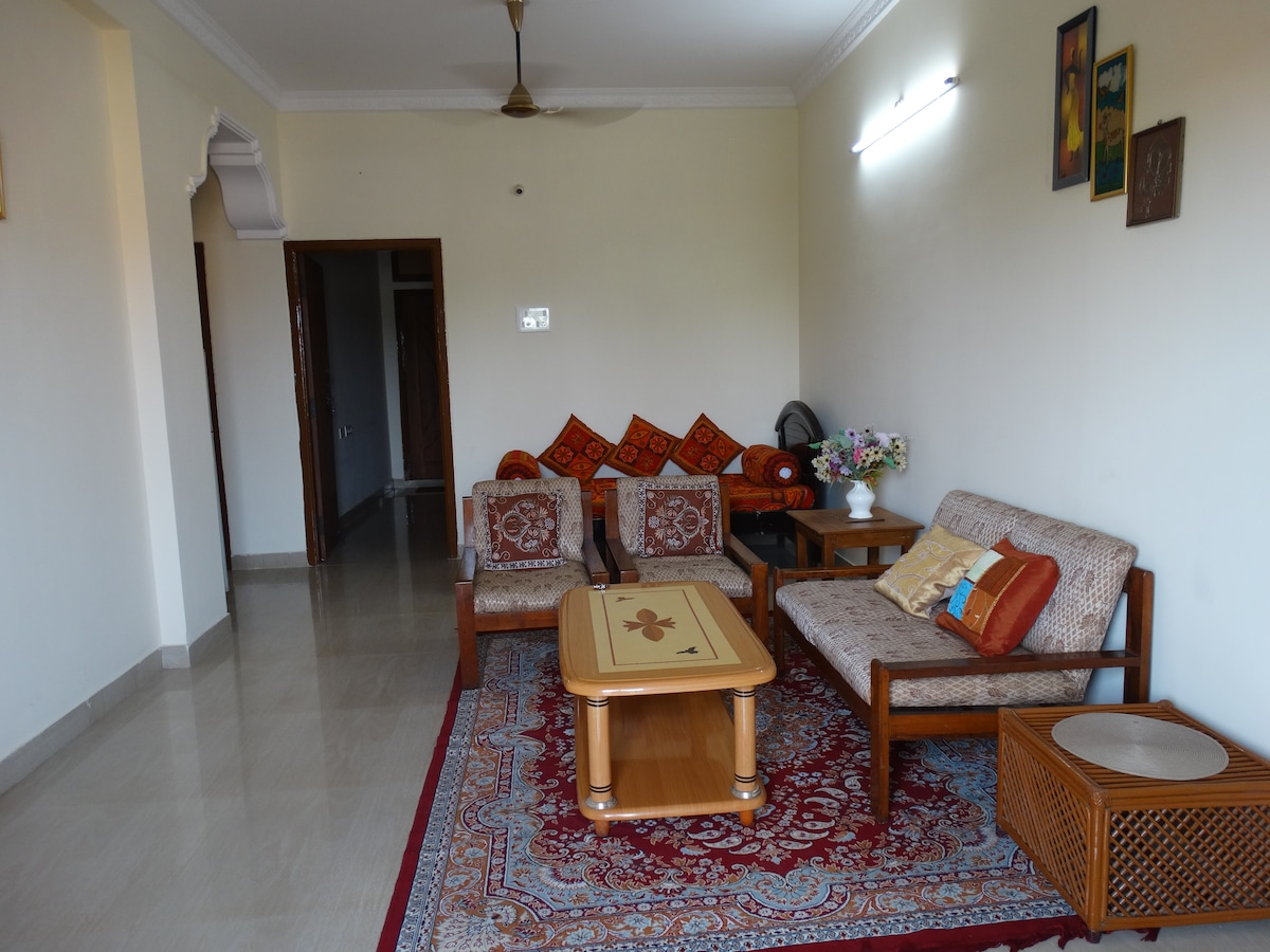 One bedroom Service Apartment