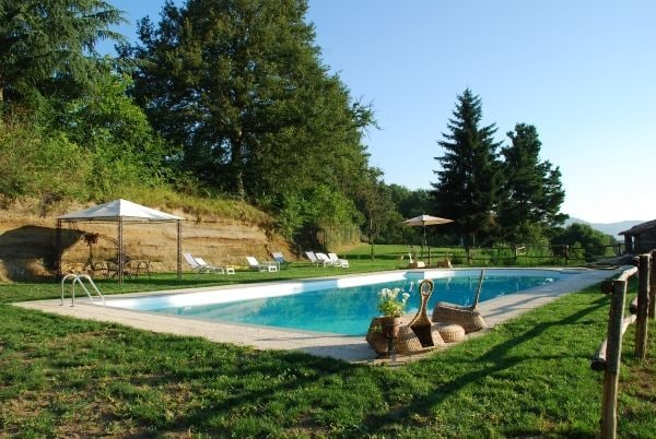 Agriturismo ristorante piscina