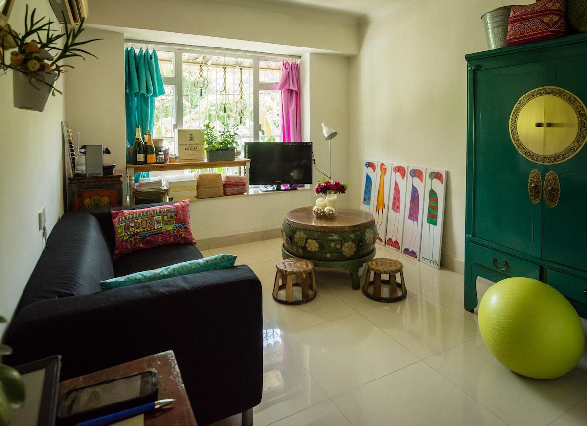 COSY Room in TAIPA SIDE (MACAU)