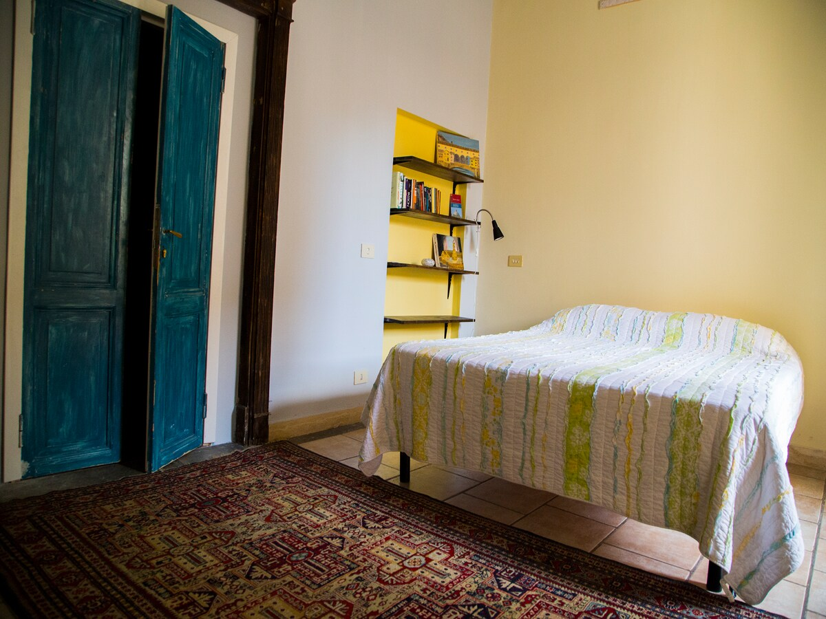 Your room in Rome. Perfect position