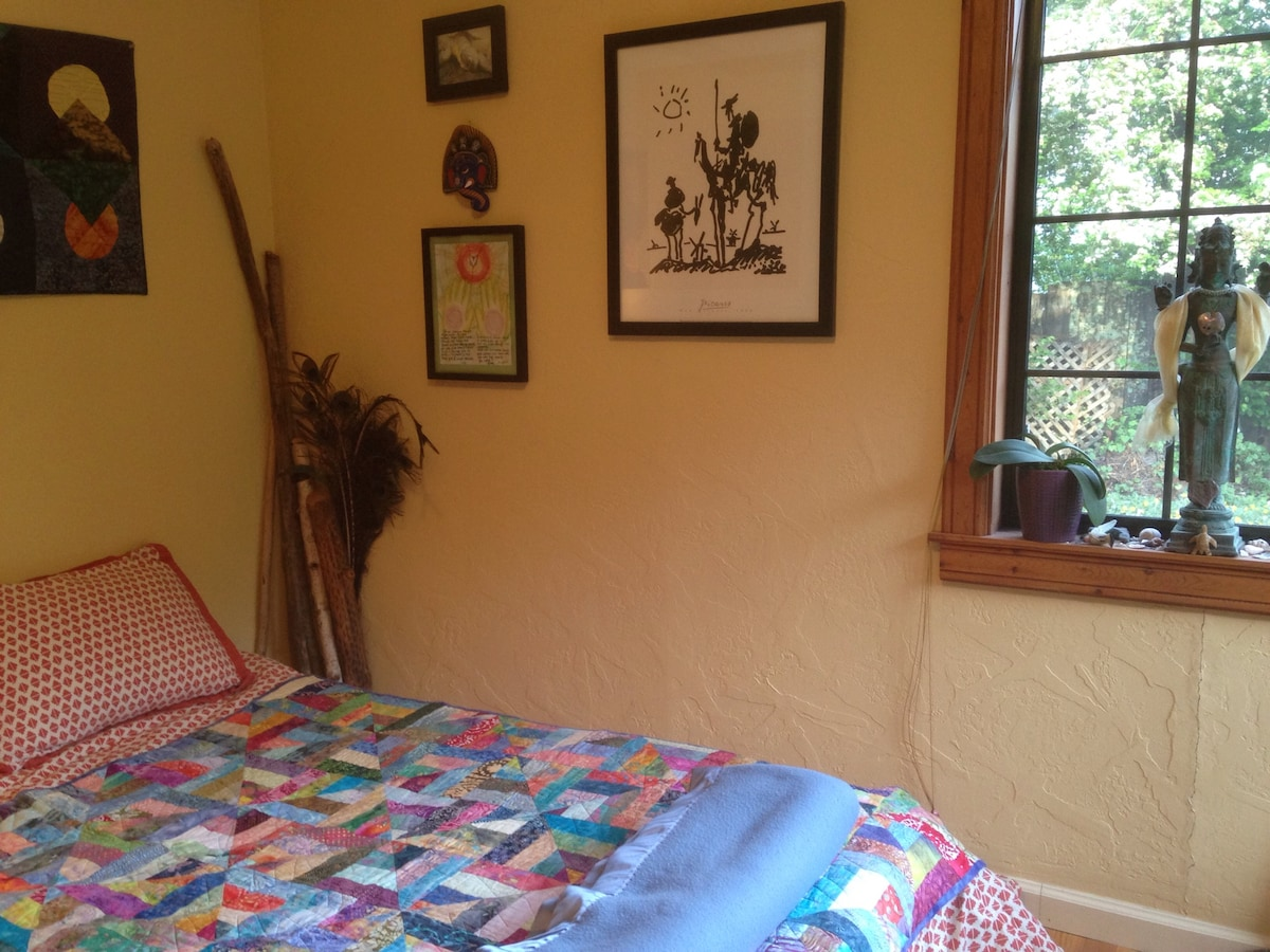 Country home, West Marin, Woodacre2