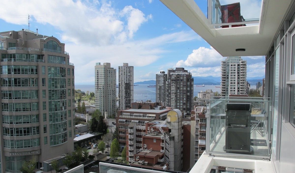 Yaletown luxury Suite, Downtown