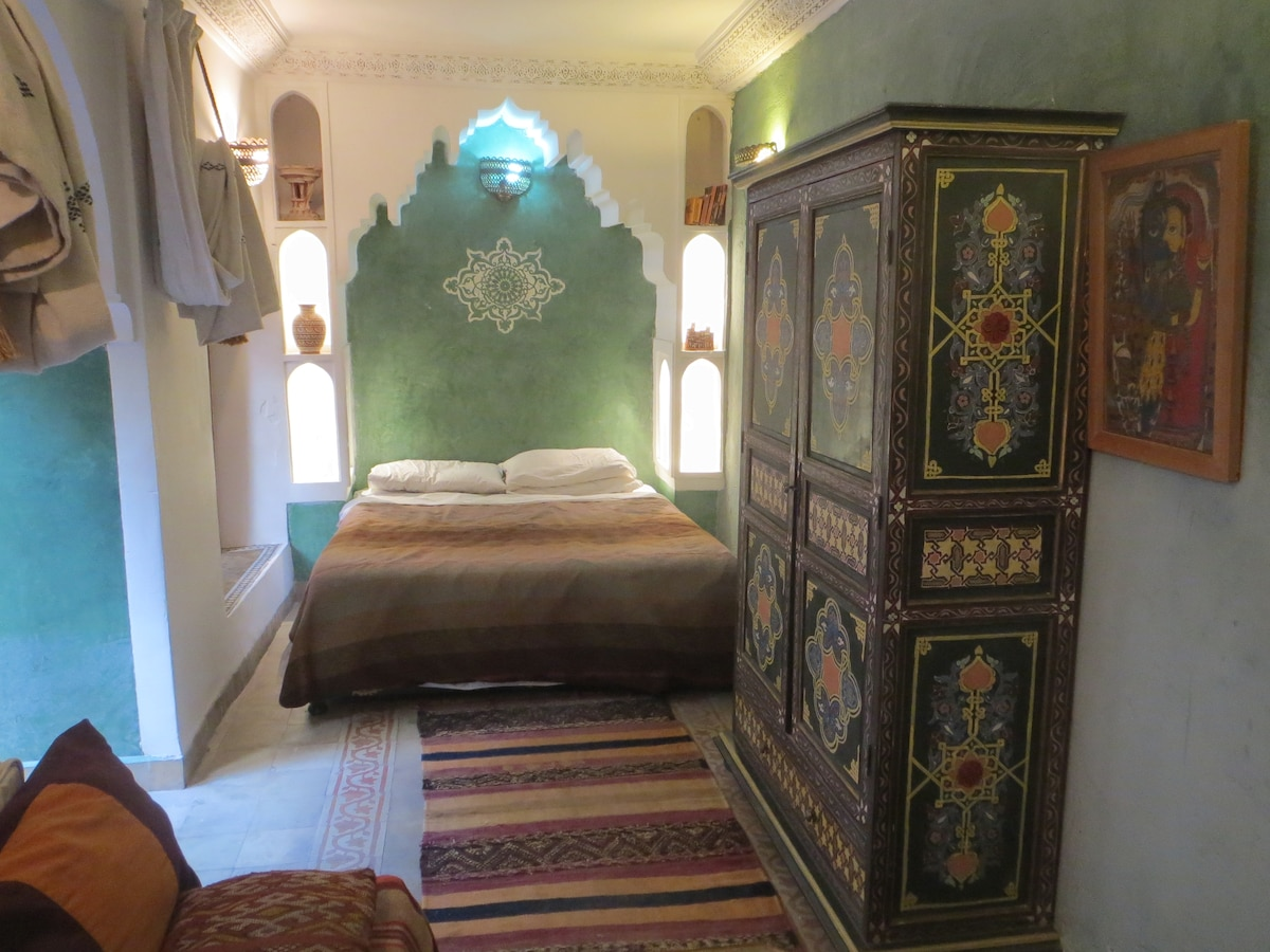 Riad Maizie Olive Courtyard Double