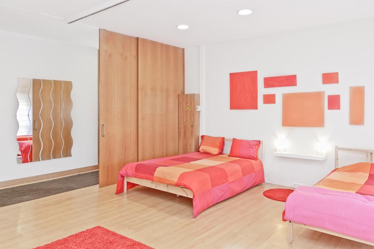 Confortable nice & cheap apartment!
