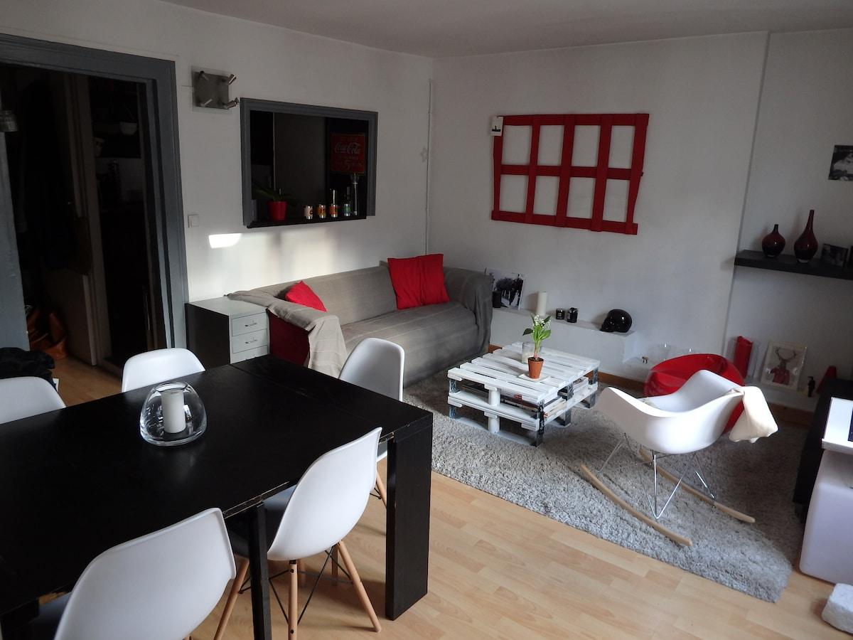 Appartement au coeur du Marais