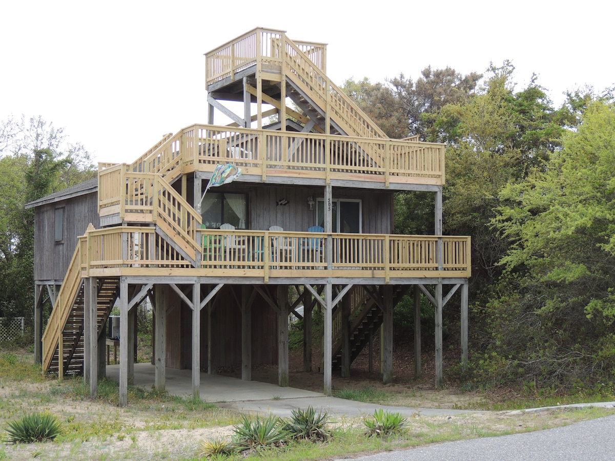 Beach House at the Outer Banks, NC