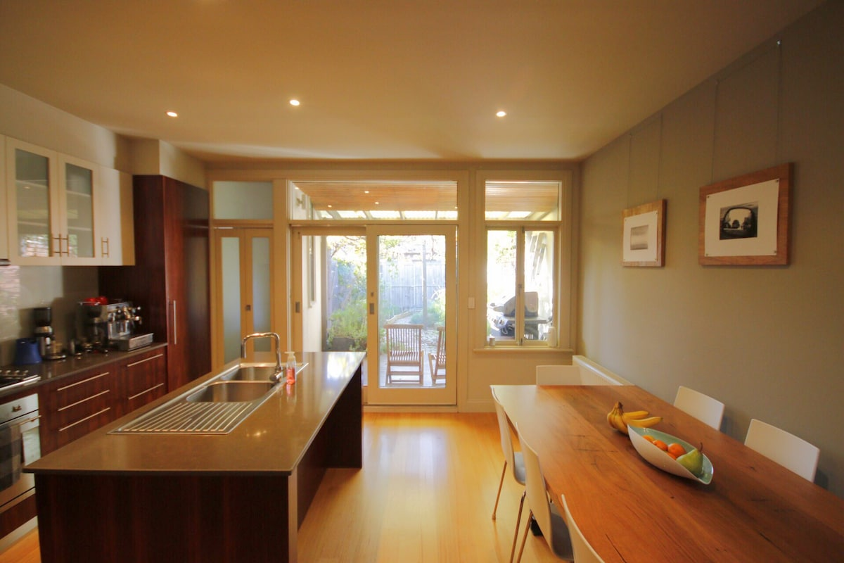 Renovated 2BR Victorian terrace