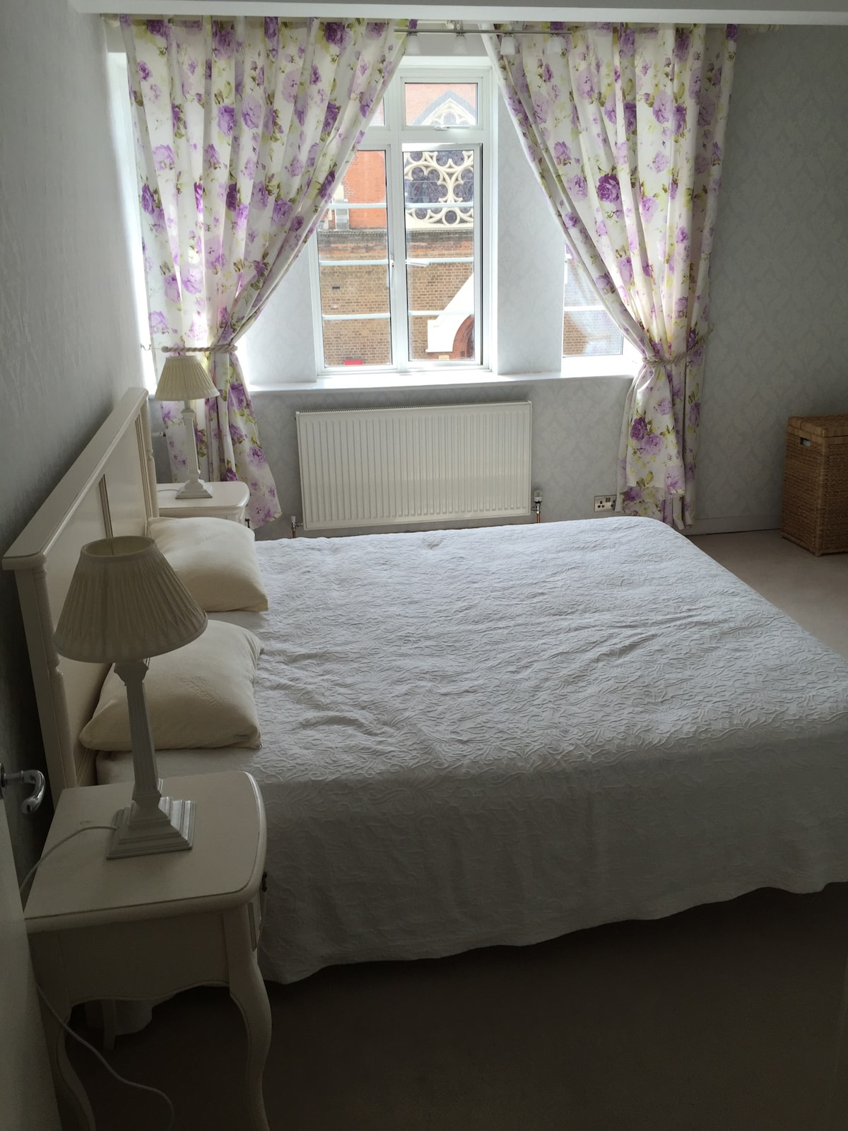 Beautiful and spacious double room