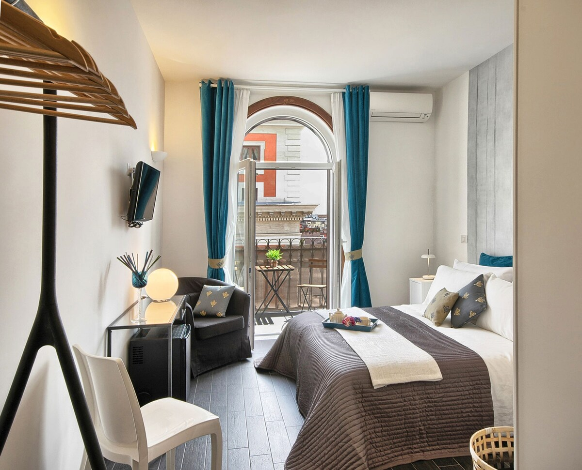 'Relais 4 Fontane' Monti Room