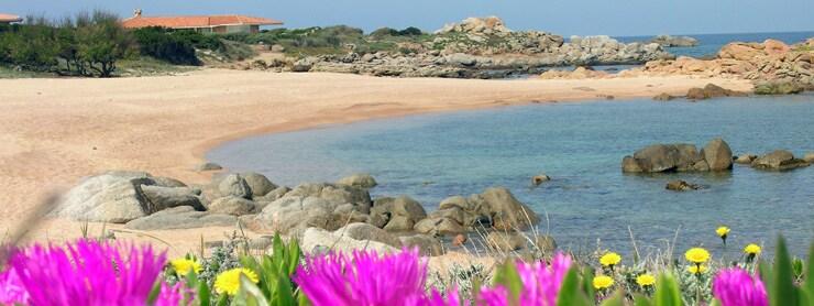 Villa by the sea in a private park