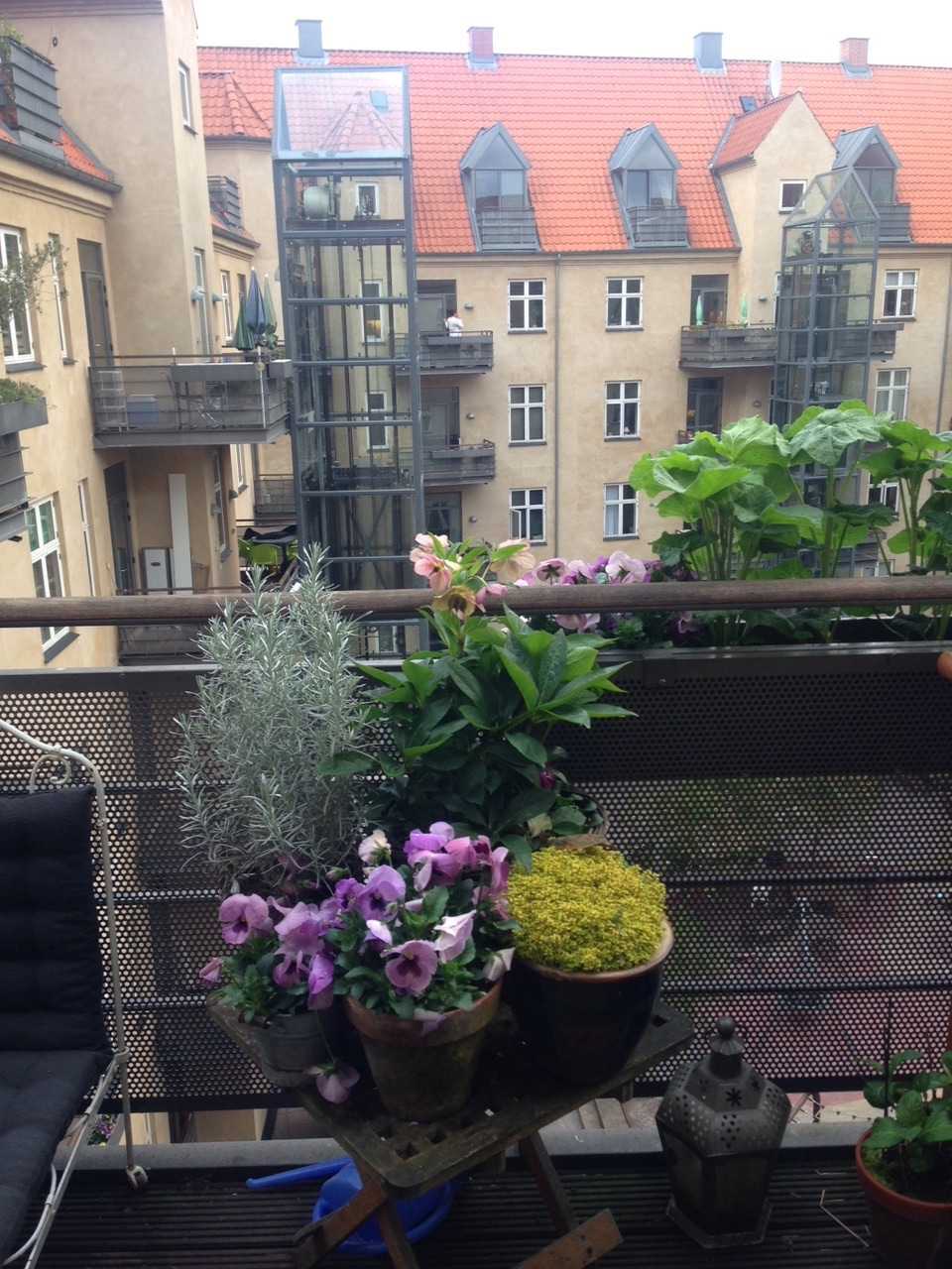 Nice room for 2, in central Cph