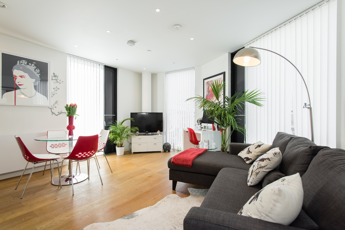Stylish Apartment in central London