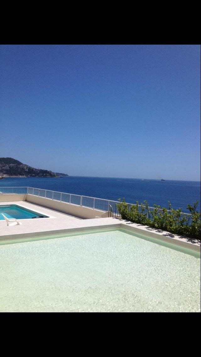 Studio,Promenade ds Anglais,piscine