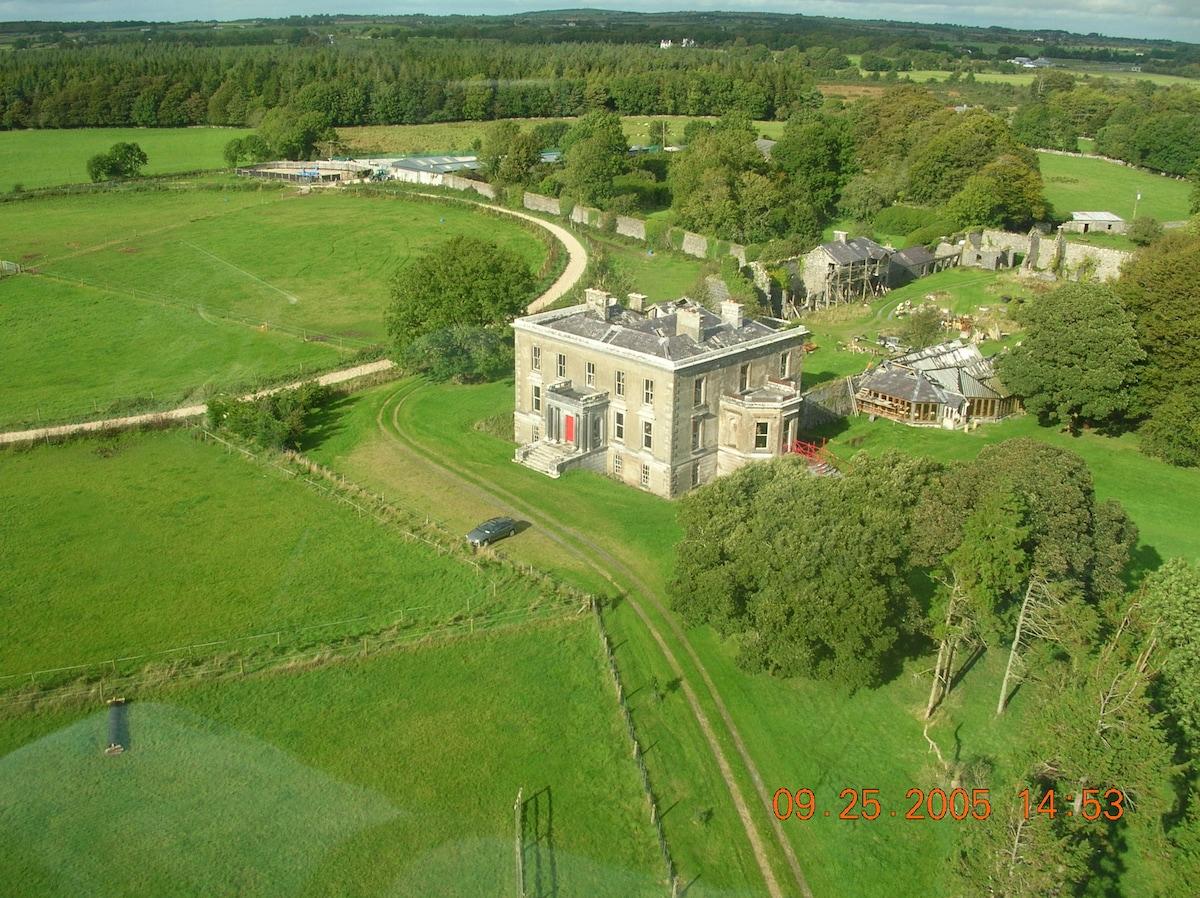 Castle Ellen House, Athenry, Galway