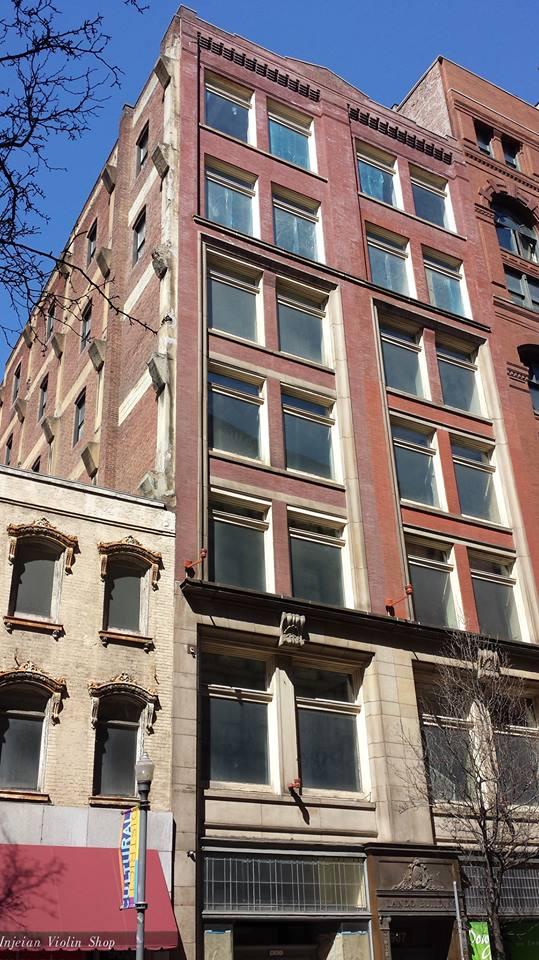 Downtown Loft 2BD 1BA All Inclusive