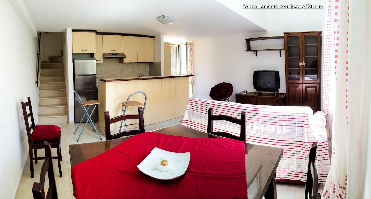 1Delightful Apartment in Sperlonga