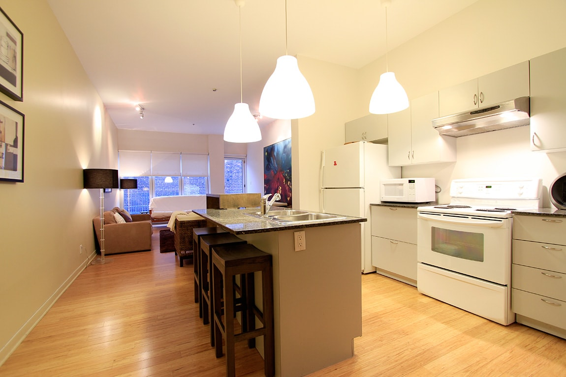 1 bedroom vacation apartment - 448