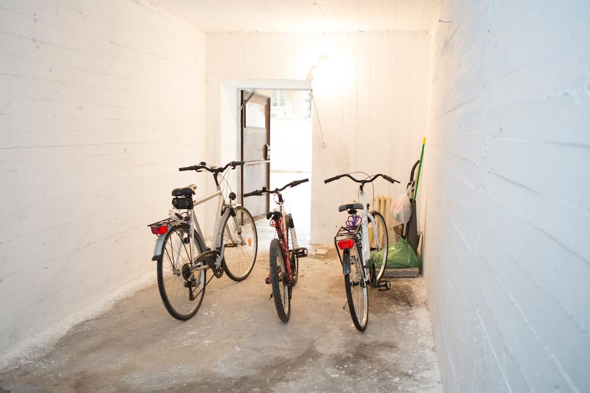 Bikes Provided House in P.za Popolo