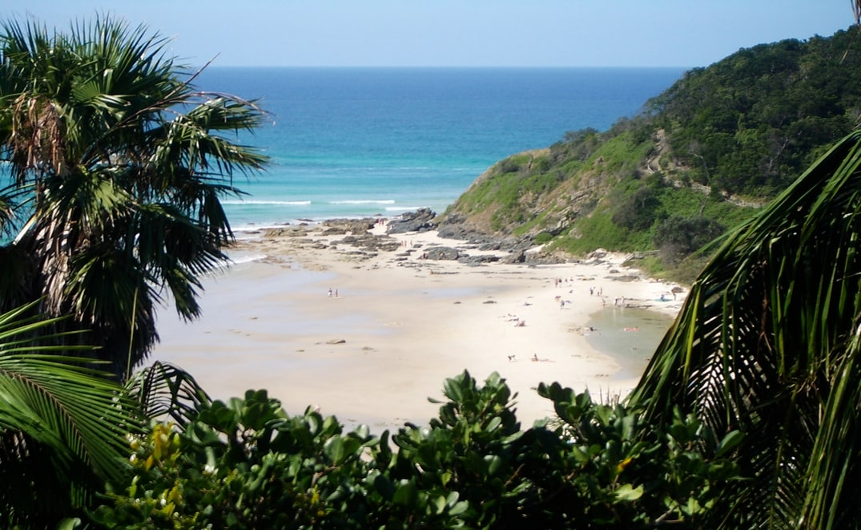 Wategos Beach Beauty! Cape Byron