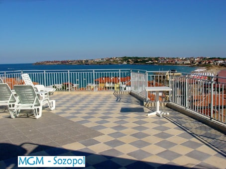 Guesthouse MGM Sozopol 4