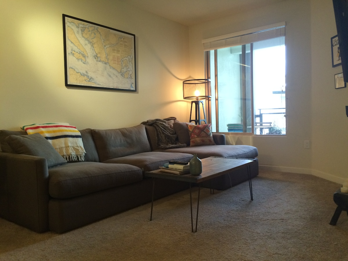 Brand New Apartment in Redwood City