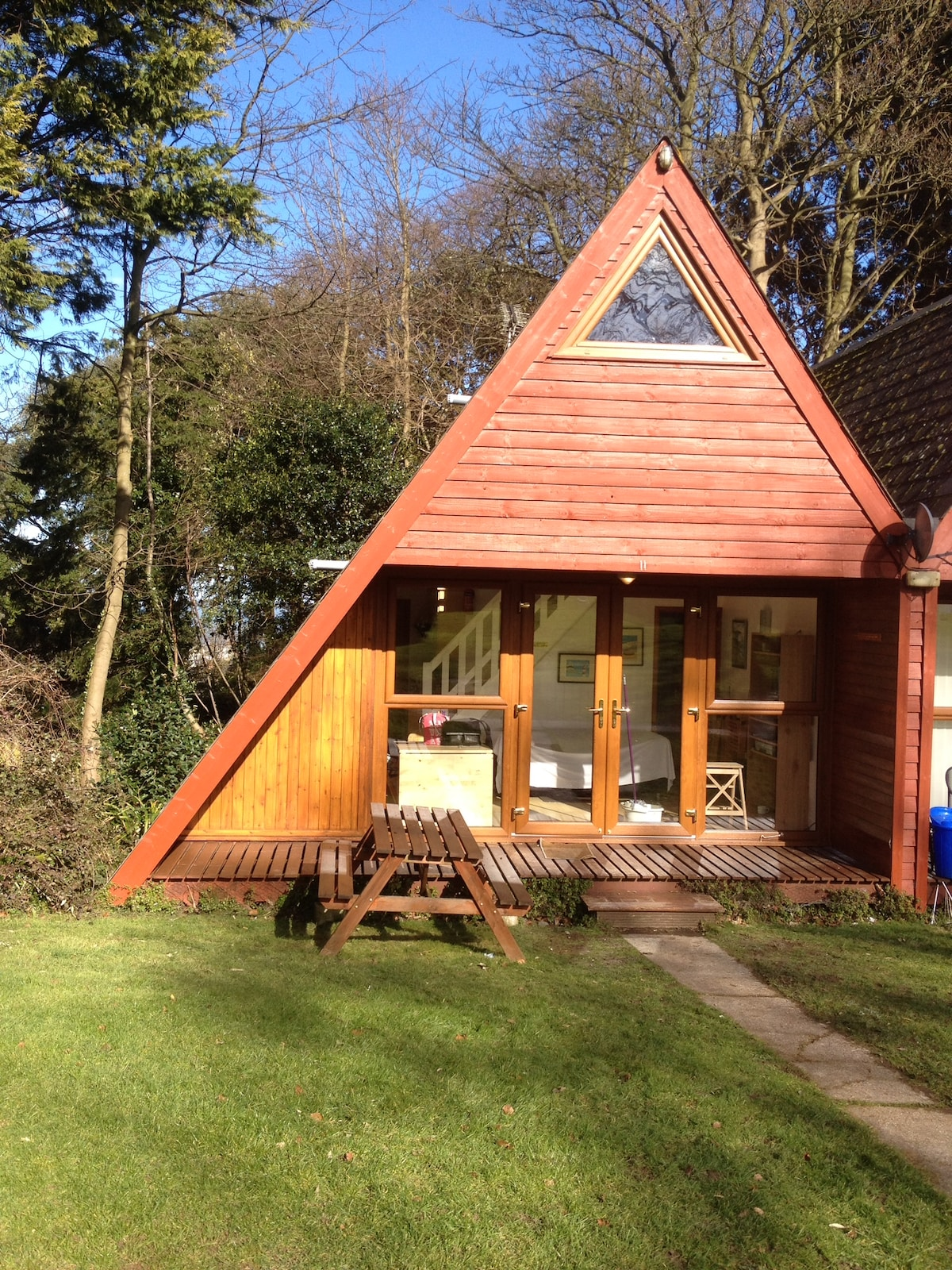 Chalet 11, Kingsdown Holiday Park