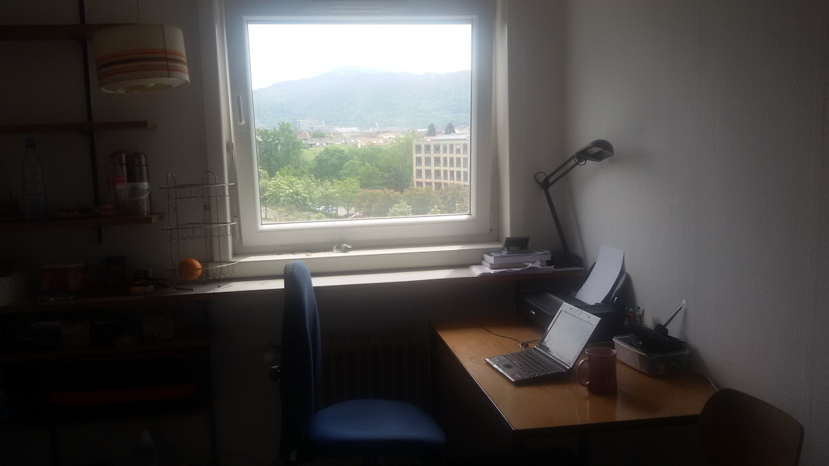 Room for rent in Freiburg City