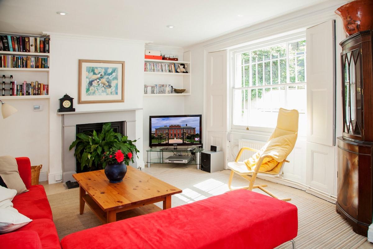 Cosy flat in Kensington London