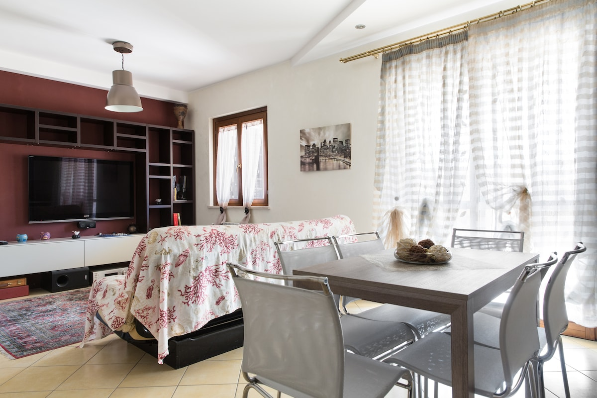 Guidonia- Back in Rome/Appartamento