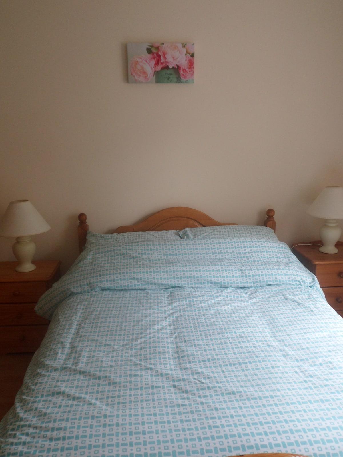 Double bedroom in Cavan Town, Cavan