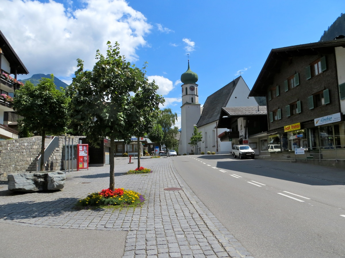St. Gallenkirch - Holidays in real Mountains!