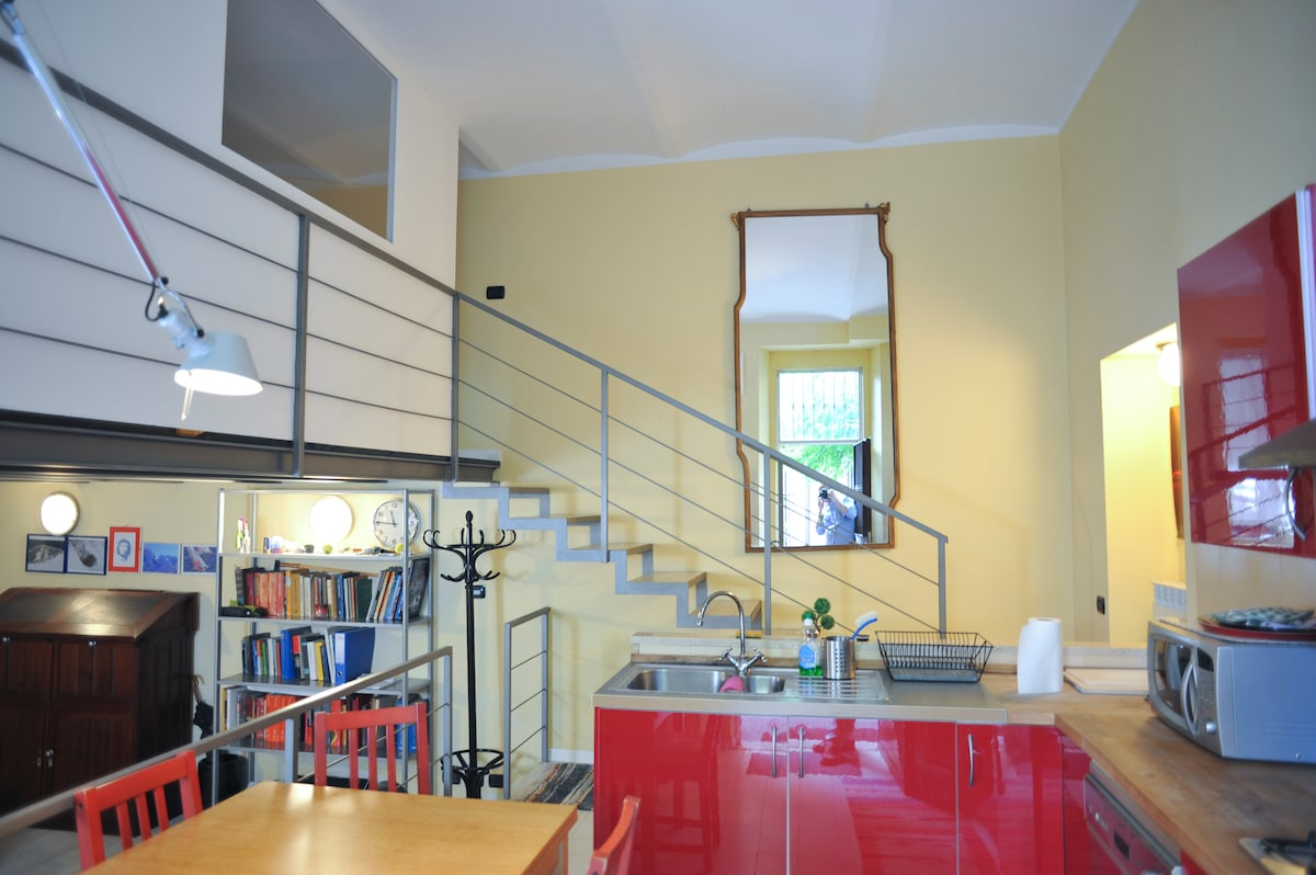 Milan New Loft Ticinese/Navigli