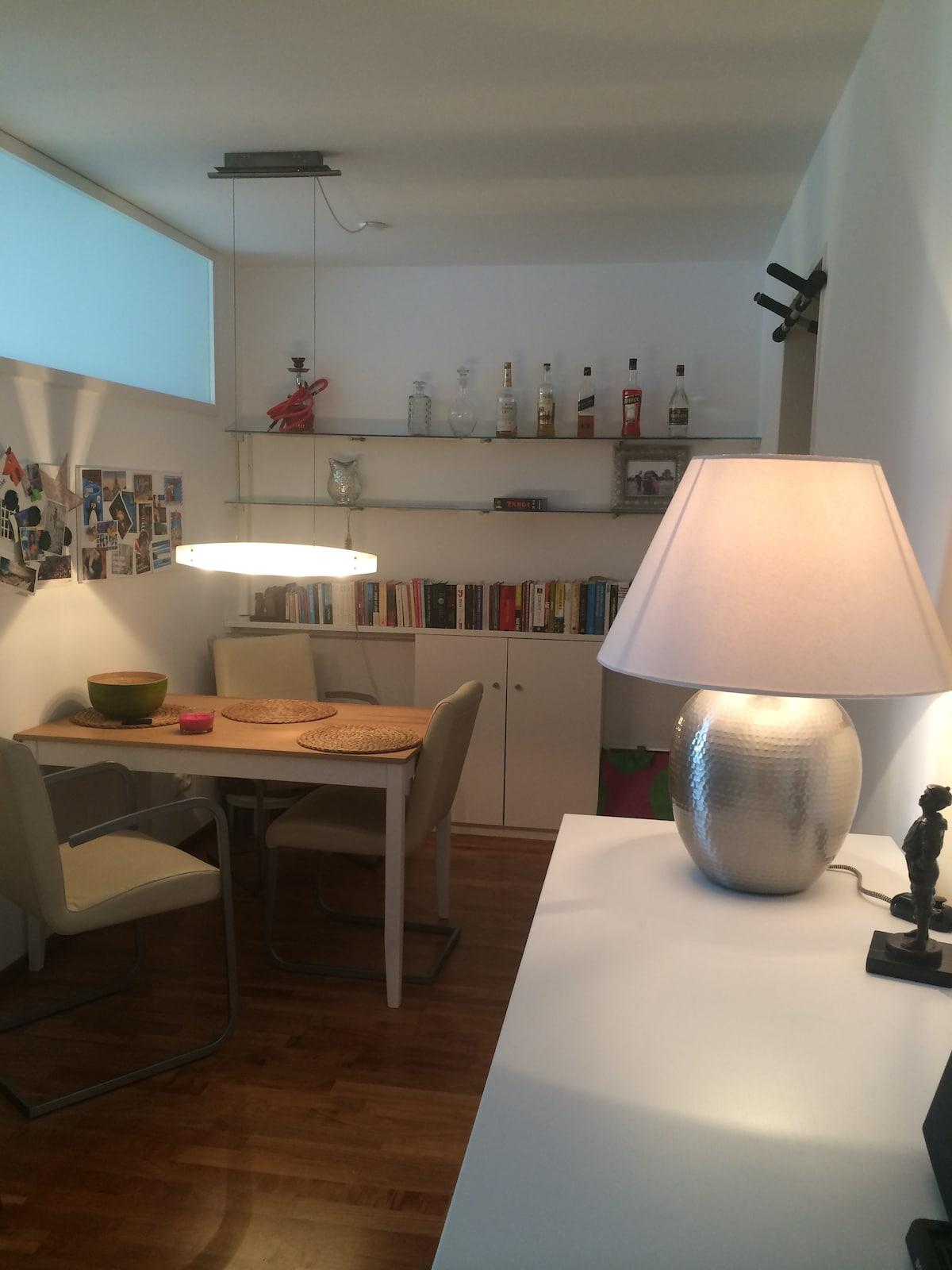 Zentrumsnahe Wohnung in München