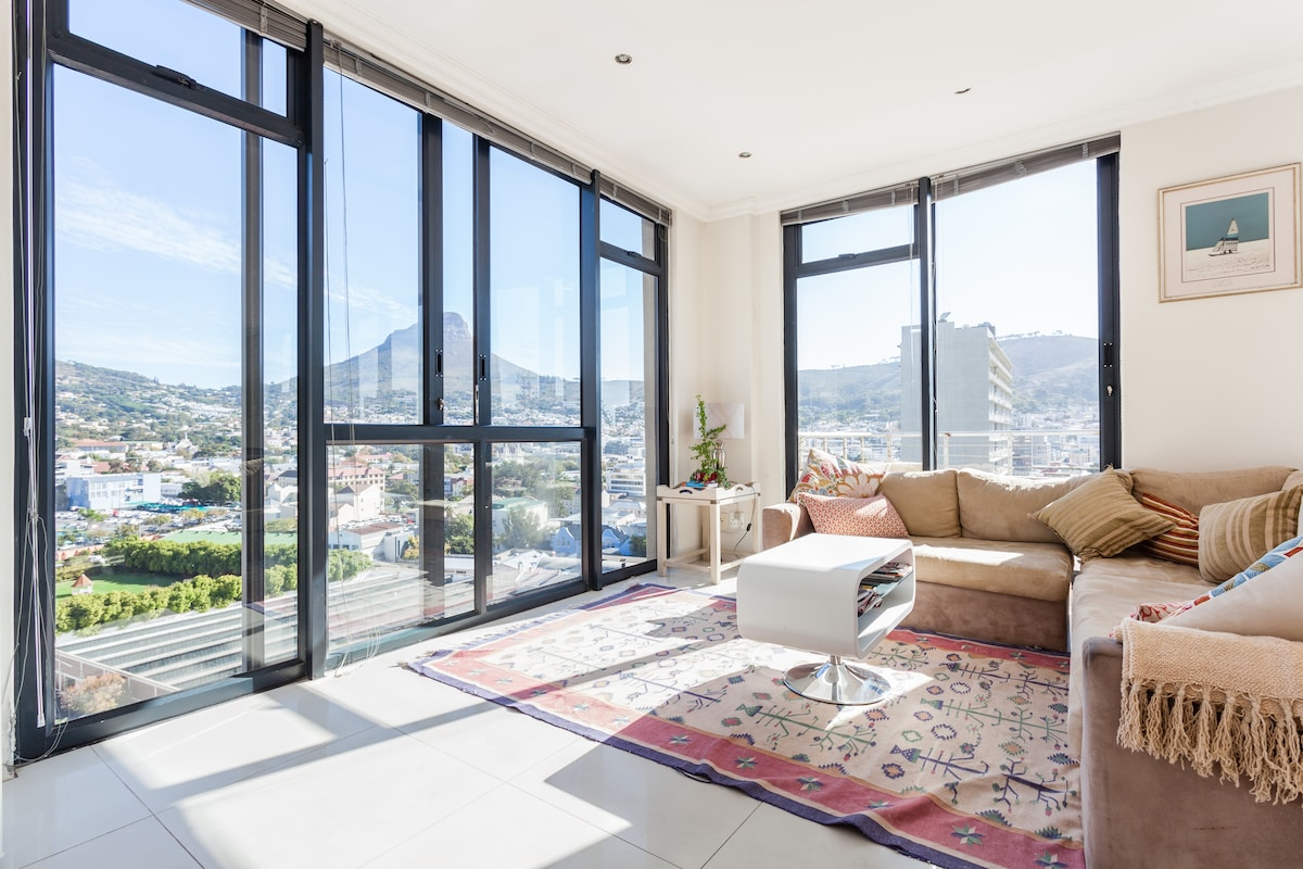 City Penthouse in Central Cape Town