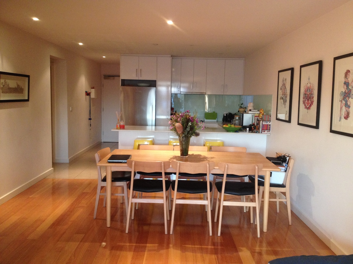 2BD/2BTH close to CBD with parking