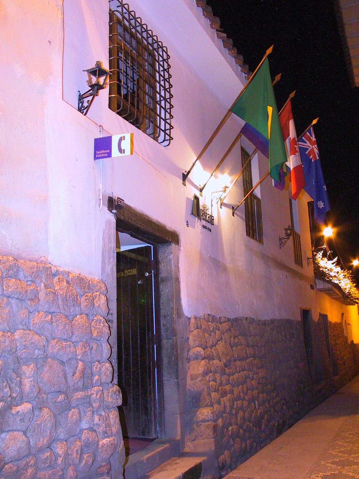 HOSTAL PASCANA, Tú casa en Cusco