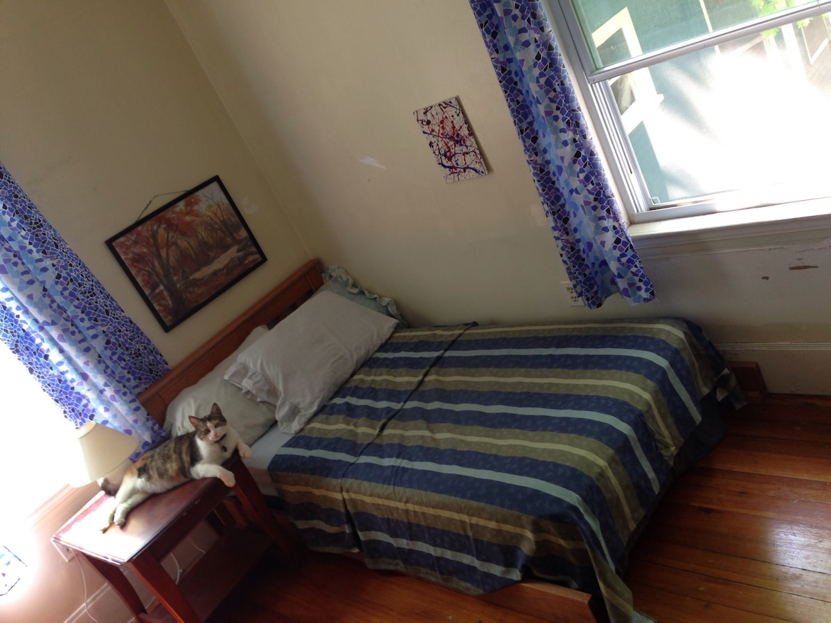 1bed walk-in closet Air conditioned