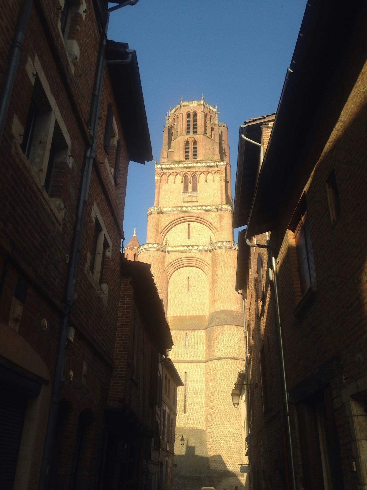 Charmant T2 à 30m de la cathédrale